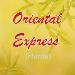 Oriental express hants app icon
