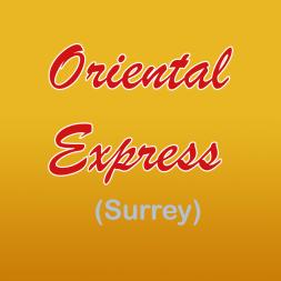 Oriental express surrey app icon
